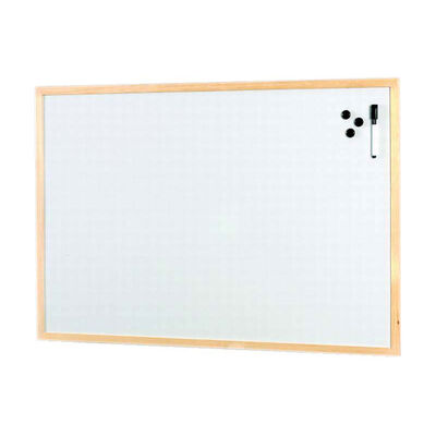 Magnetic White Board - 60cm x 40cm image number 1