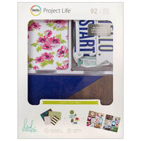 American Crafts: Project Life Sparkle 92 Piece Journal Kit