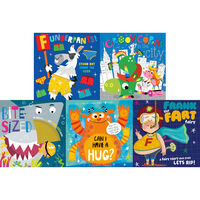 The Awesome Adventure: 10 Kids Picture Books Bundle