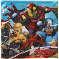 Avengers Paper Napkins - 20 Pack