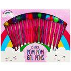 Pom Pom Gel Pens: Pack of 15 image number 1