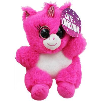 Cute Unicorn Plush - Assorted image number 1
