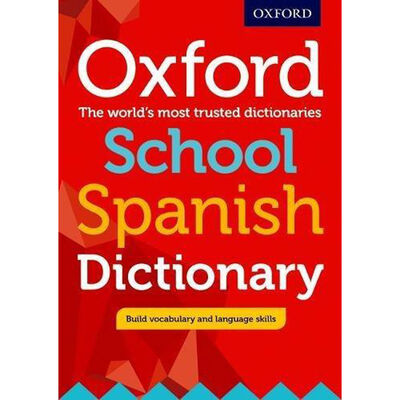 Oxford School Spanish Dictionary image number 1