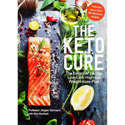 The Keto Cure: 28-Day Weight-Loss Plan image number 1