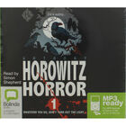 Horowitz Horror: MP3 CD image number 1