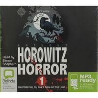 Horowitz Horror: MP3 CD