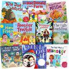 Let's Read Aloud: 10 Kids Picture Books Bundle image number 1