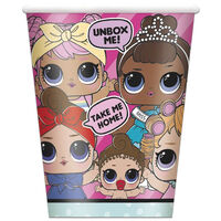 LOL Surprise Paper Cups: Pack of 8