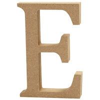 MDF Letter: E