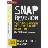 Snap Revision: The Curious Incident of the Dog in the Night-Time
