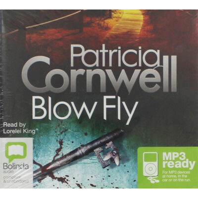 Blow Fly: MP3 CD image number 1