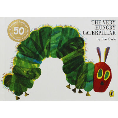 The Very Hungry Caterpillar Board Book image number 1