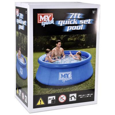 M.Y Splash Quick Set Pool 7ft image number 2
