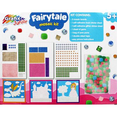 Fairytale Mosaic Craft Kit image number 4