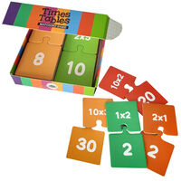 Times Tables Matching Game