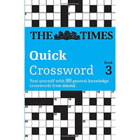 The Times Quick Crossword Book