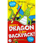 There's A Dragon In My Backpack image number 1