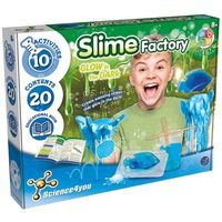 Science 4 You - Slime Factory Glow in the Dark