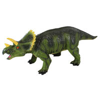 24 Inch Triceratops Soft Dinosaur Figure