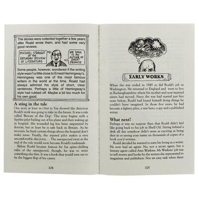 Roald Dahl's Life in Stories image number 2