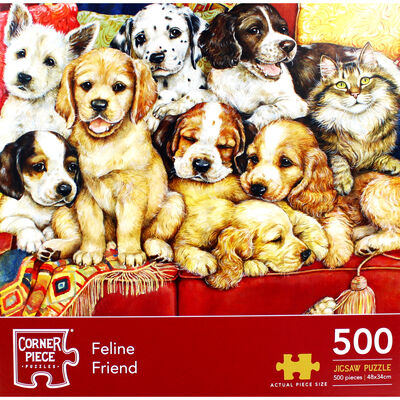 JCP 500pc Feline Friends image number 2