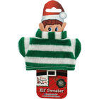 Knitted Elf Sweater - Assorted image number 1