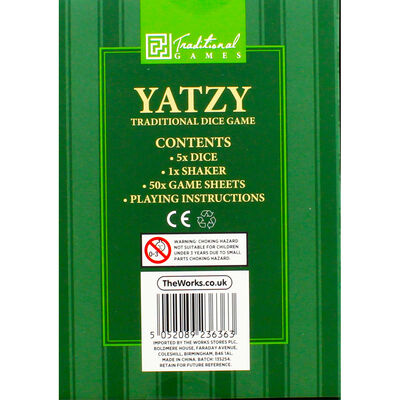 Yatzy Dice Game image number 4
