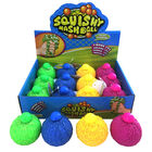 Colour Changing Squishy Mesh Ball: Assorted image number 1