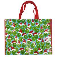 Christmas Reusable Shopping Bag - Assorted