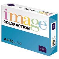 A4 Deep Turquoise Lisbon Image Coloraction Copy Paper: 500 Sheets