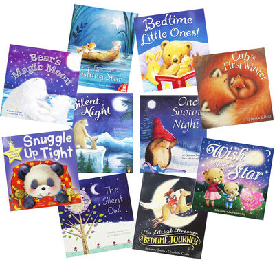 Cosy Night - 10 Kids Picture Books Bundle image number 1