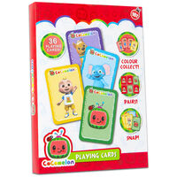 Cocomelon Playing Cards: Pack of 36