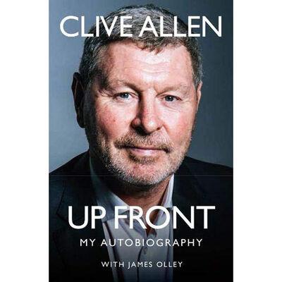 Clive Allen: Up Front image number 1