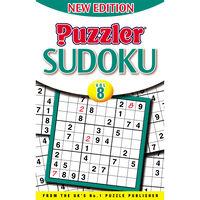Puzzler Sudoku: Volume 8