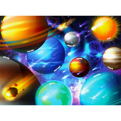 Our Solar System 300 Piece Jigsaw Puzzle image number 3