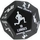 Daily Fitness Challenge Exercise Decision Dice image number 1