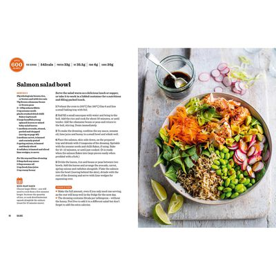 The Fast 800 Recipe Book image number 3