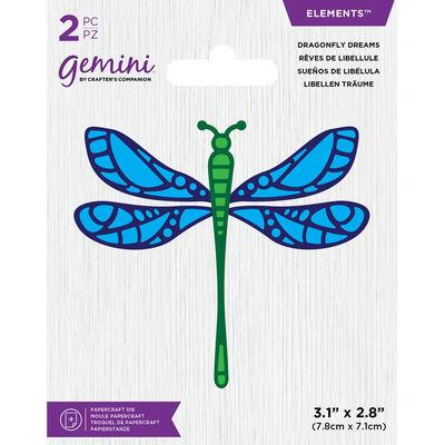 Gemini Mini Elements Die - Dragonfly Dreams image number 1