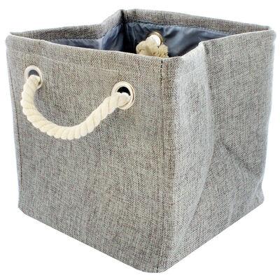 Grey Folding Storage Bag image number 2