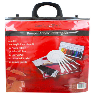 Bumper Acrylic Painting Set image number 4