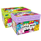 Mr Men and Little Miss Book Set Bundle image number 1