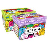 Mr Men and Little Miss Book Set Bundle