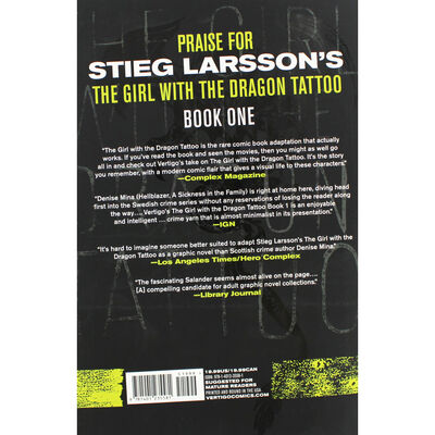 The Girl with the Dragon Tattoo - Book 2 image number 3