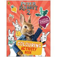 Peter Rabbit 2: Sticker and Activity Book