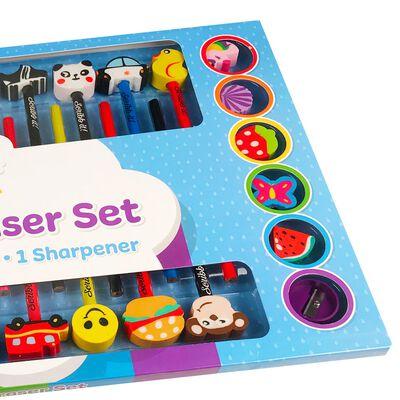 Pencil and Eraser Set image number 3