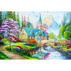 Woodland Seclusion 500 Piece Jigsaw Puzzle image number 4