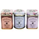 English Fine Tea Gift Tins image number 1