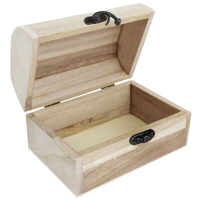 Wooden Chest image number 2
