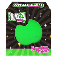 Assorted Large Squeezy Neon Ball