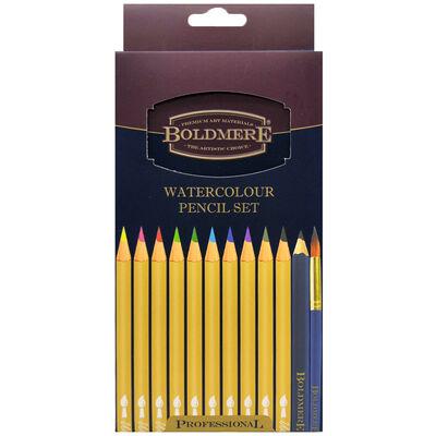 Boldmere Watercolour Pencil Set image number 1